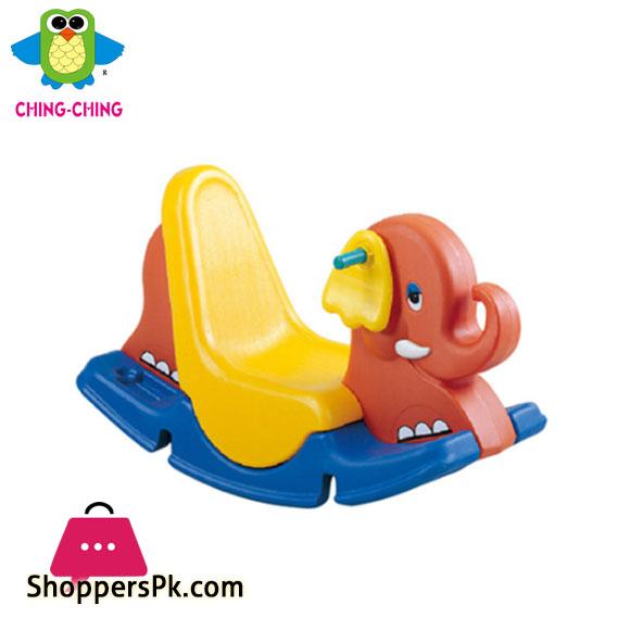 Kids Rocking Elephant (Ching Ching) DG-02