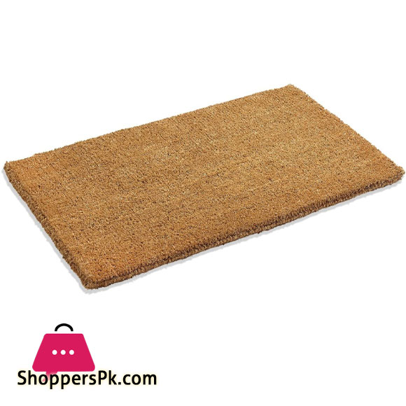 Natural Coco Doormats - Keep Your Floors Clean - Make Your House Stylish and Chic with Coco Coir (18 x 30-inch)