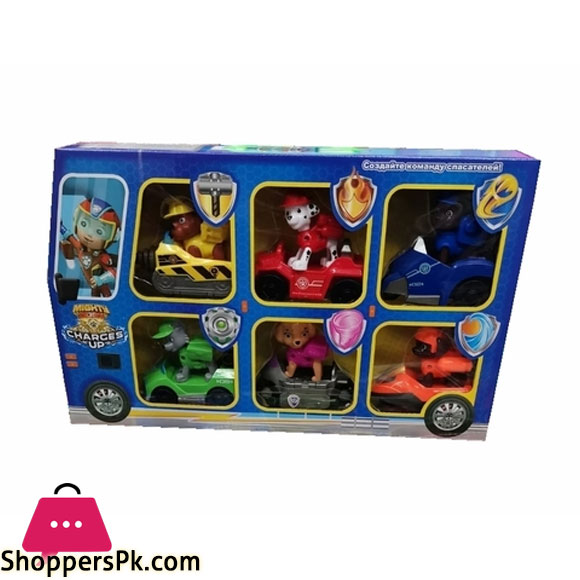 PUPPIES SET 6 IN 1
