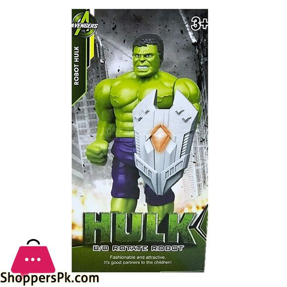 Hulk Robot Toy