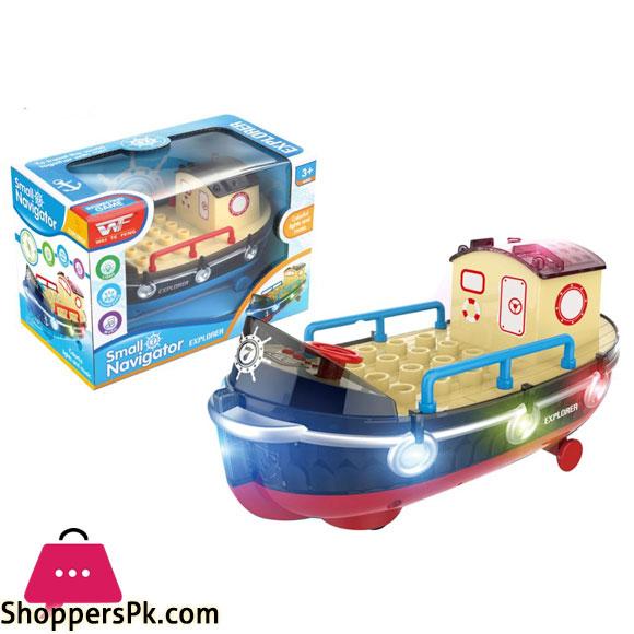 Small navigator ship