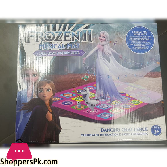 Frozen II Musical Mat