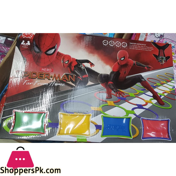 SPIDER MAN far from home TWISTER