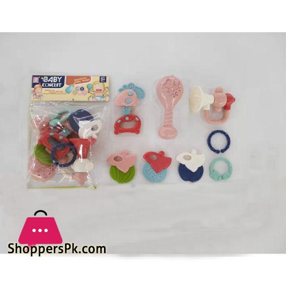 Baby Rattle set