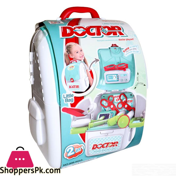 Little Doctor Playset FOR KIDS