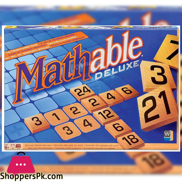 Board game Mathable Classic