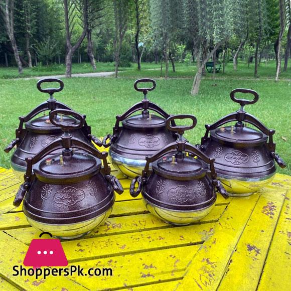 Afghani Pressure Cooker- 80 Liters