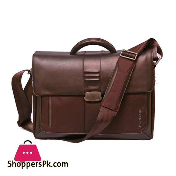HERITAGE 3 COMPARTMENT FILE BAG WITH 15.6 PC HOLDER