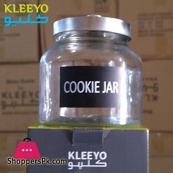 KLEEYO COOKIE JAR 2000ML - D0005