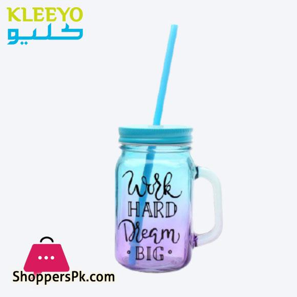 KLEEYO MASON JAR 450ML - DL1920