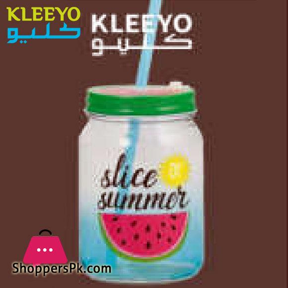 KLEEYO MASON JAR FRUITY 450ML - B1941