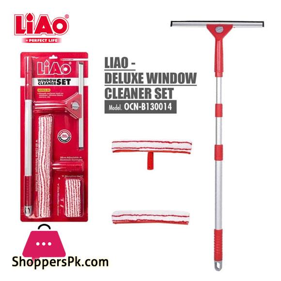 LIAO Deluxe Window Cleaner Set B130014