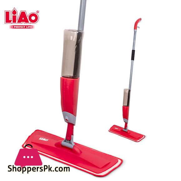 LIAO Household Floor Cleaning Equipment Flat Spray Mop A130002