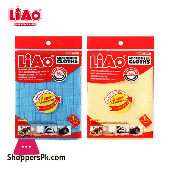 LIAO Microfiber Cloths G130012