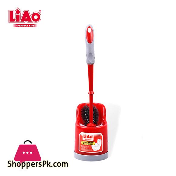 LIAO Toilet Brush Set D130008