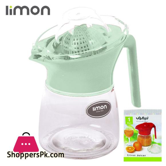 Limon Dual Pitcher Citrus Fruit Juicer - 800ML