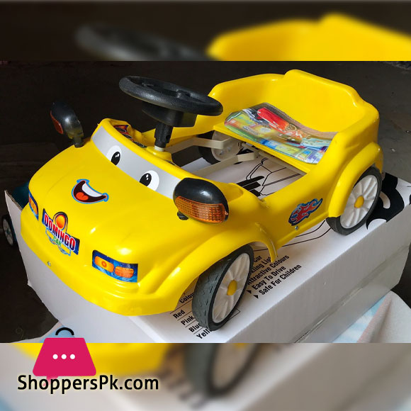 Domingo Pedal Car for Children 2-4 Years Kids