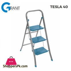 Granit Tesla 3 Step Ladder Turkey Made
