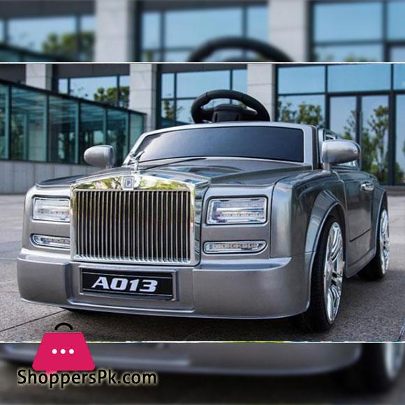 Rolls-Royce Phantom 2021 Kids Electric Ride on Car